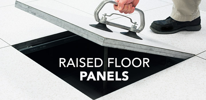 Raised Floor Panels