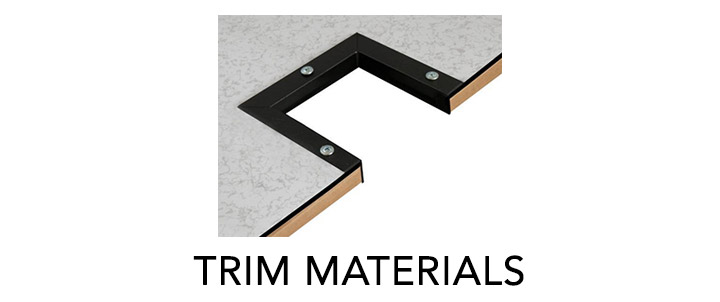 Trim Materials
