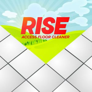 RISE Access Floor Cleaner - Case