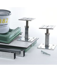 ASM Concrete Filled Raised Floor Kit
