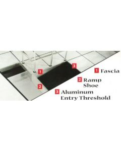 Raised Floor Ramp Kit