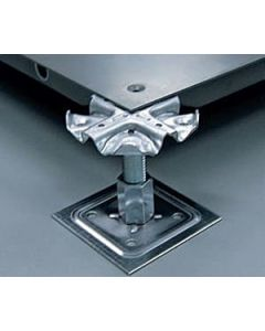 Posilock Screws are specially designed to attach Tate Floor Panels to the pedestal head.