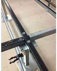 Stringers are rods that form a basic grid which provides lateral stability for raised floors