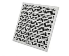 Common problems, such as hot aisle/cold aisle containment, are often solved by the addition of open area grating panels