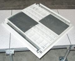 Infinity® Grate Damper Kit for High Velocity Perforated Panels