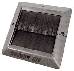 Reduces air loss in plenum cooled floors and increases under-floor static pressure.