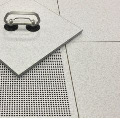 Not all Access Floor Panels are interchangeable.