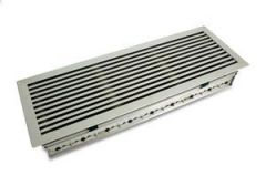 "6"" x 18"" Floor Grill for Plenum Air Management"