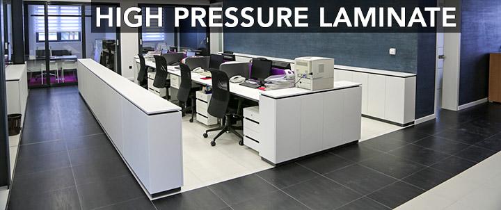 High Pressure Laminate Surfaces