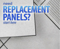 replacement panel