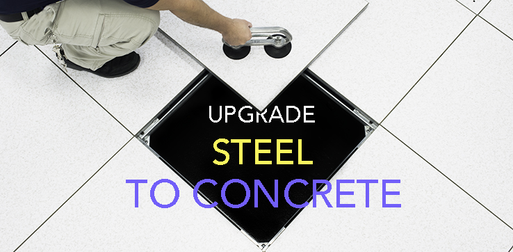 steel concrete panel