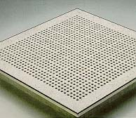 Raised Floor Perforated Panel